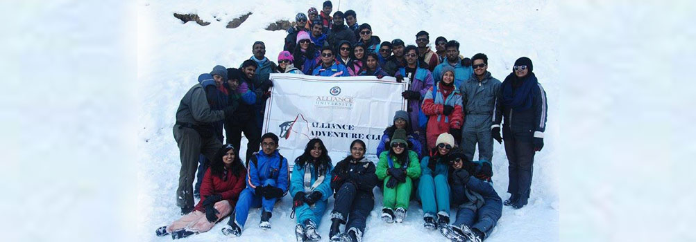 Alliance Adventure Club, Alliance Ascent College, Alliance University